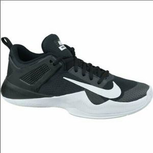 NIKE Black Air Zoom Hyperace Volleyball Shoes 7